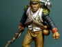 French Voltigeur 40mm (Perry miniatures)