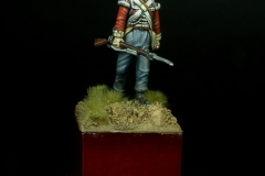 British Infantryman Penninsular war 40mm (Perry miniatures)