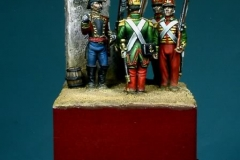 Mexican marines at Veracruz 40mm (Gringo 40s)