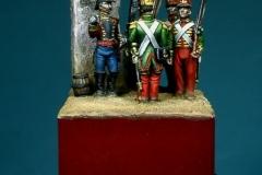 Mexican marines at Veracruz 40mm (Gringo 40s)