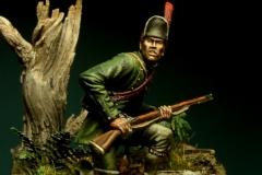 Roger\'s Ranger 1/48 (TBM Miniatures)