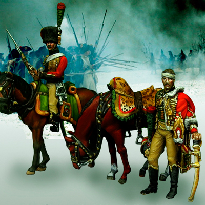 28mm miniatures - Napoleonics - Oniria Miniatures