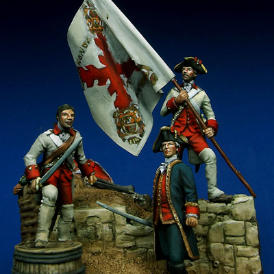 28mm miniatures - 18th Century - Oniria Miniatures