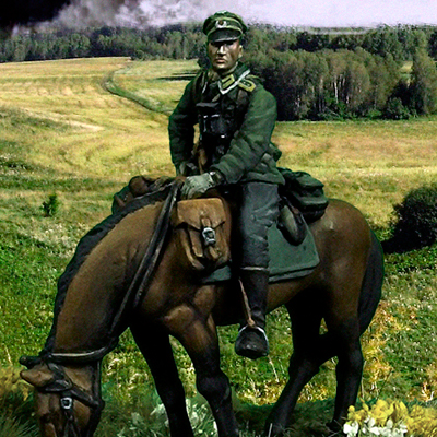 28mm miniatures - WWII - Oniria Miniatures