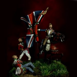 The capture - 28mm miniatures - Oniria Miniatures
