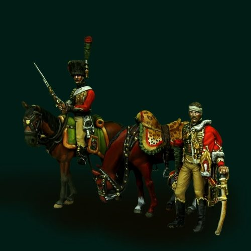 Austerlit I - 28mm miniatures - Oniria Miniatures