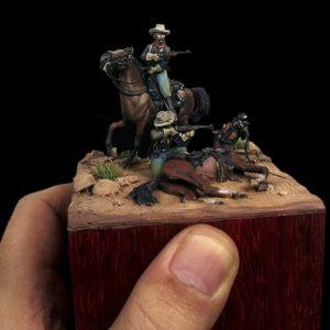 Apache pass - 28mm miniatures - Oniria Miniatures