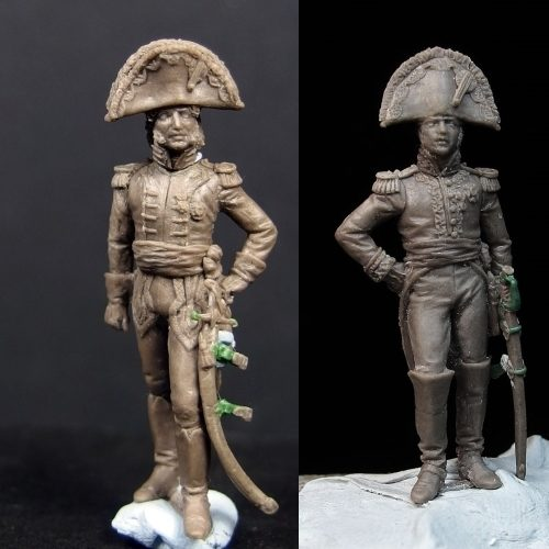 Austerlitz II - 28mm miniatures - Oniria Miniatures