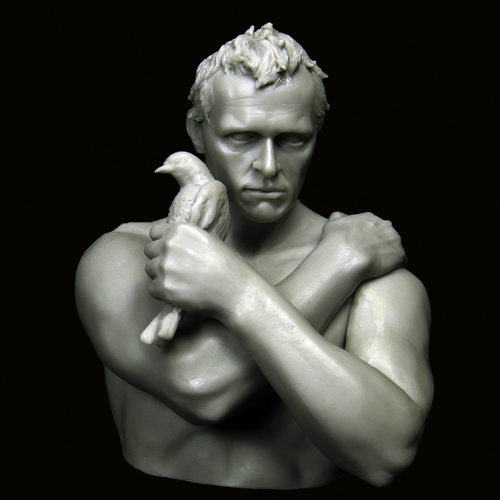 """I've seen things… - 1/12 miniature bust"