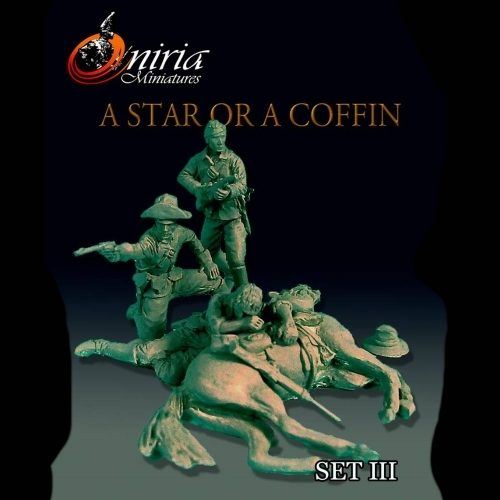 A star or a Coffin III - 28mm miniature - Oniria Miniatures