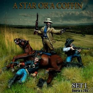 A star or a Coffin I - 28mm miniature - Oniria Miniatures