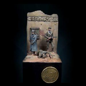 Where the Iron Crosses grow - 28mm miniatures - Oniria Miniatures