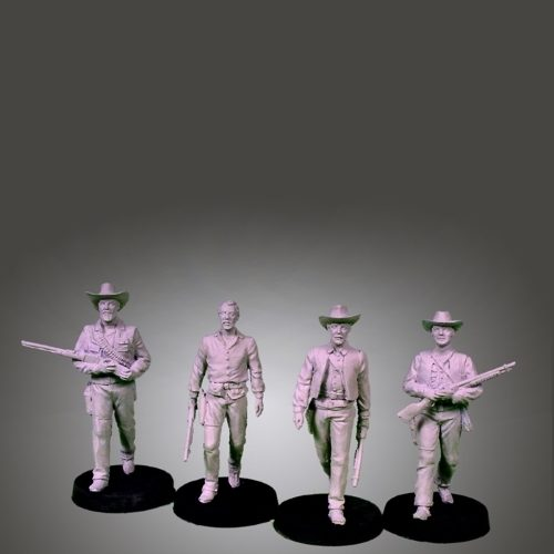 Let's go!! - 28mm miniatures - Oniria Miniatures
