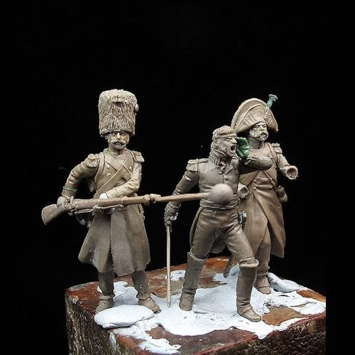 Merde!! - 28mm miniatures - Oniria Miniatures
