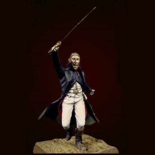The Old guard at Plancenoit I - 28mm miniatures - Oniria Miniatures