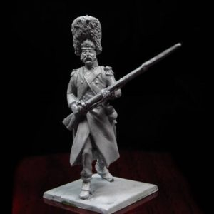 The Old guard at Plancenoit 2 - 28mm miniatures - Oniria Miniatures