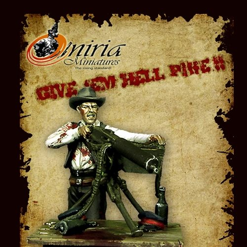 Give 'em hell Pike - 28mm miniatures - Oniria Miniatures