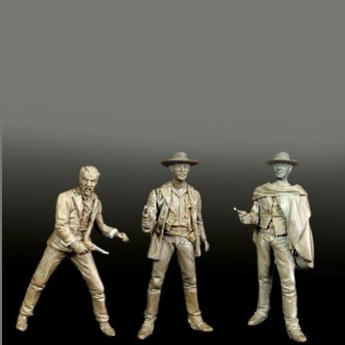Sad Hill - 28mm miniatures - Oniria Miniatures